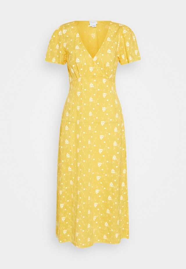 LILYBELLE DRESS - Freizeitkleid - yellow