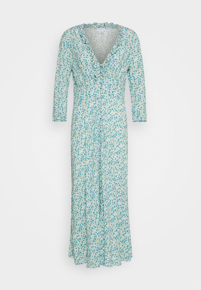 NISHA DRESS - Robe d'été - blue