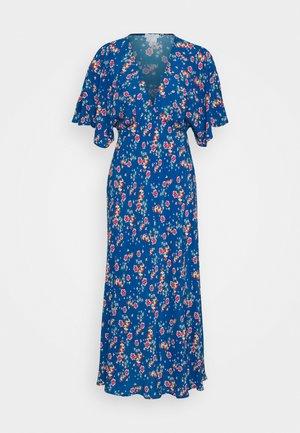 TESSIE DRESS - Vestito lungo - blue