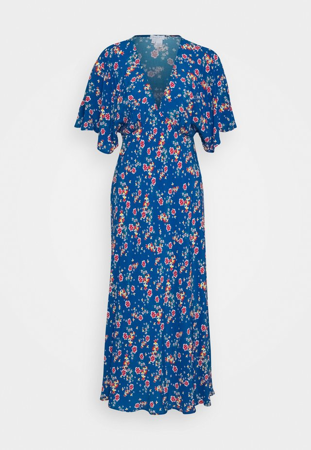 TESSIE DRESS - Maxikjoler - blue