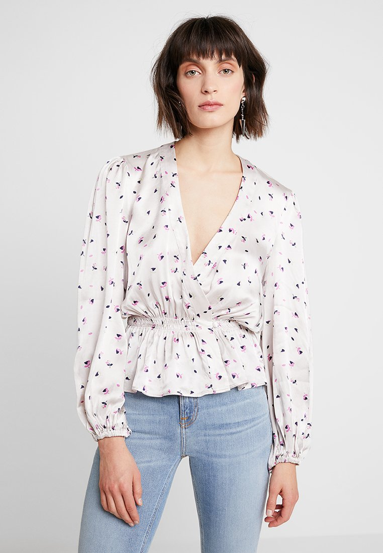 Ghost - ELYSE - Bluse - off-white