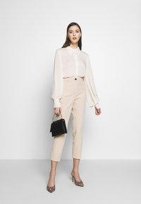Ghost - BLOUSE - Button-down blouse - ivory - 1