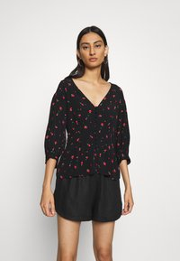 Ghost - COURTNEY - Blouse - black - 0