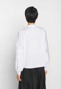 Ghost - BECKI BLOUSE - Button-down blouse - white - 2