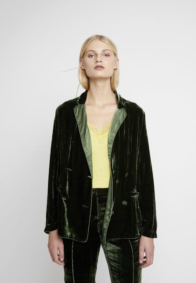 DARLINE JACKET - Blazer - dark green