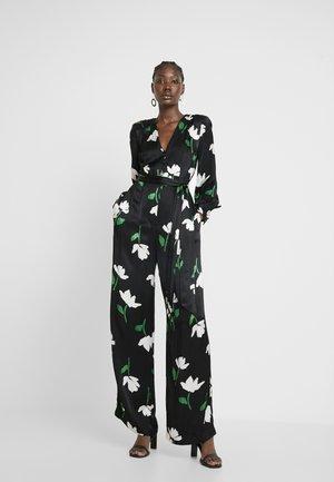 POPPY - Tuta jumpsuit - black