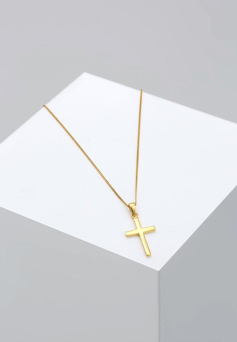 Elli KREUZ - Halsband - gold-coloured
