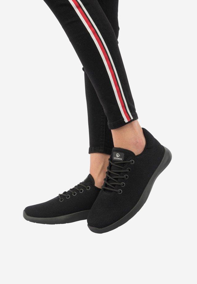 MERINO - Trainers - black