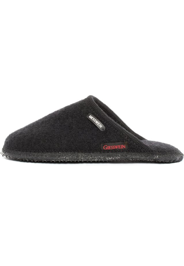 TINO - Pantoffels - black