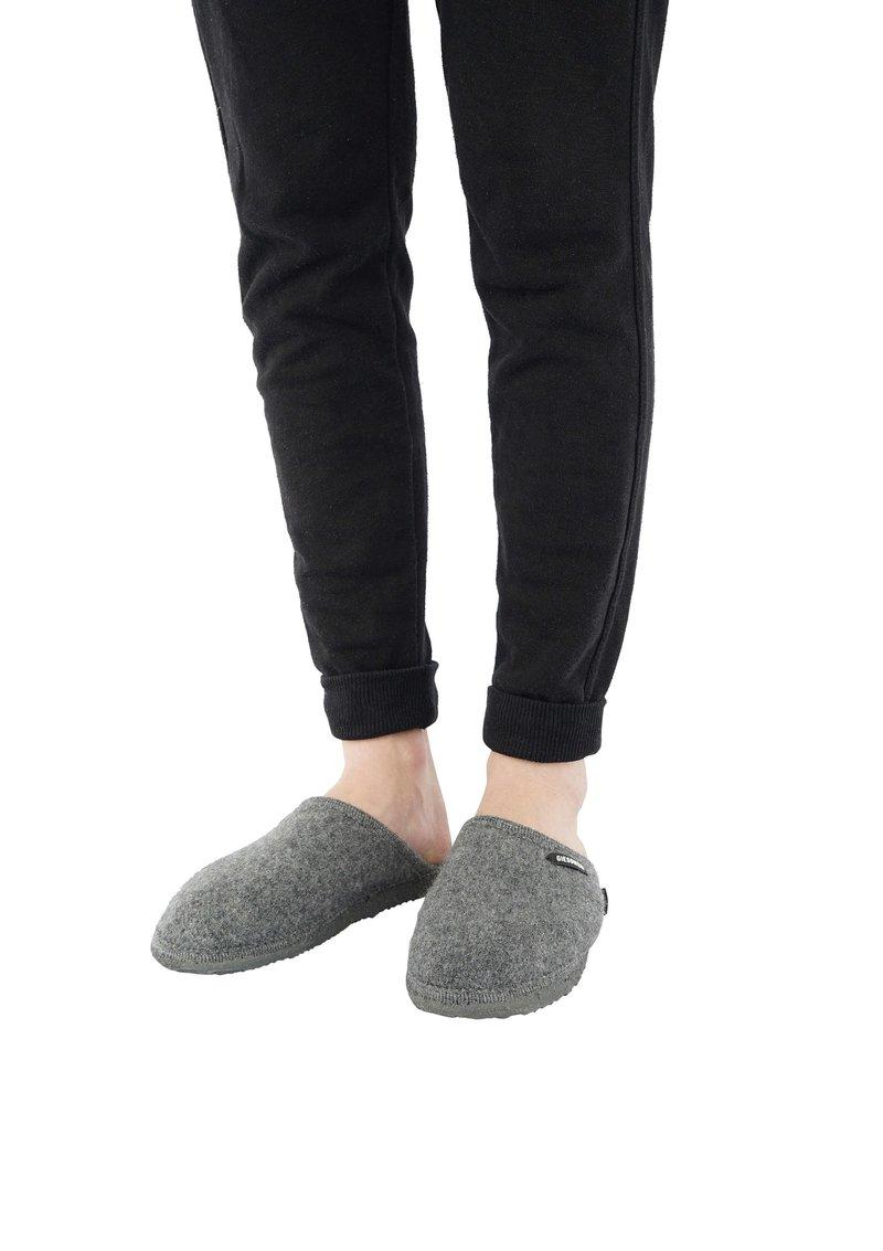Giesswein - TINO - Slippers - grey
