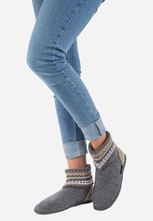 KIEL - Winter boots - schiefer