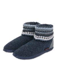Giesswein - KIEL - Winter boots - nachtblau - 3