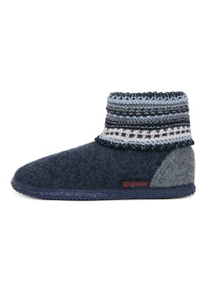 KIEL - Winter boots - nachtblau