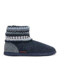 Giesswein - KIEL - Winter boots - nachtblau - 4
