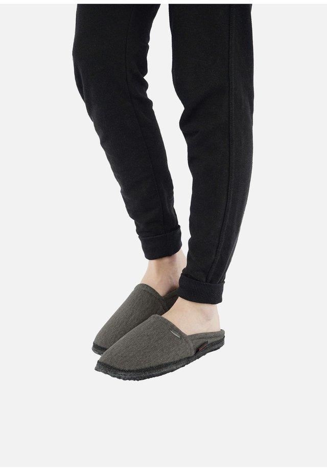 VILLACH - Slippers - anthrazit