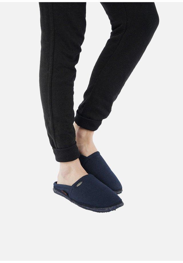 VILLACH - Slippers - dunkelblau