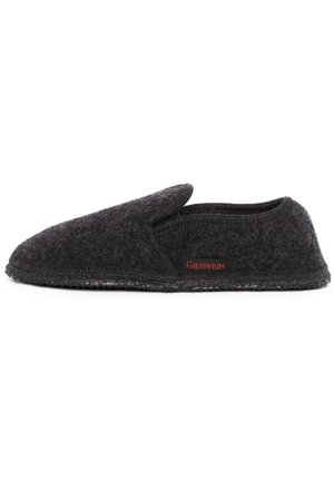 NIEDERTHAL - Pantoffels - dark grey