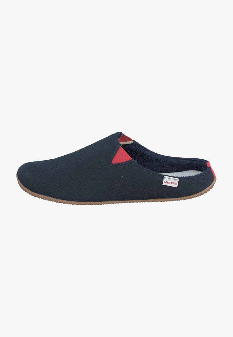 Giesswein - PERKAM - Slippers - dark blue