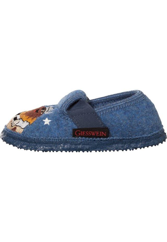 TÜBINGEN - Domácí obuv - capriblau
