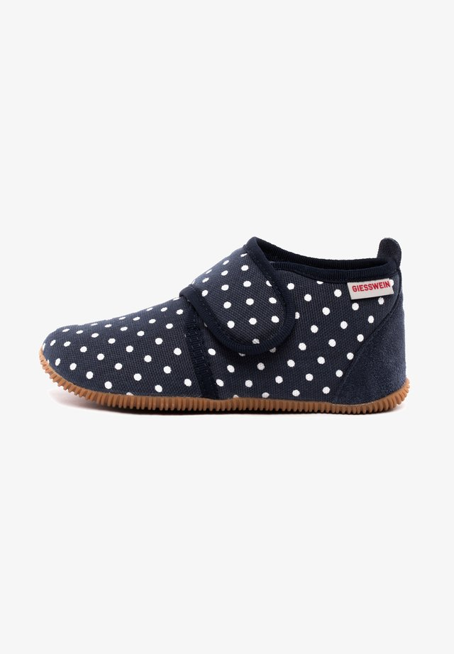 STANS SLIM FIT - Pantoffels - blue-grey