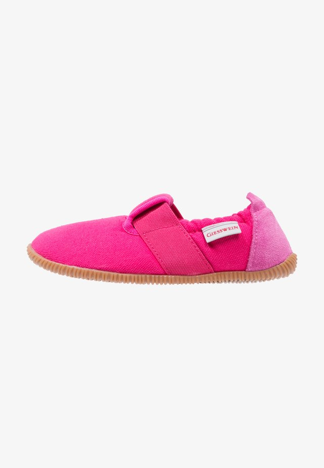 SÖLL - Slippers - purpur