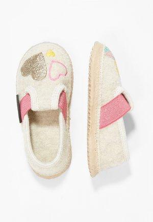 THURNAU - Pantofole - beige