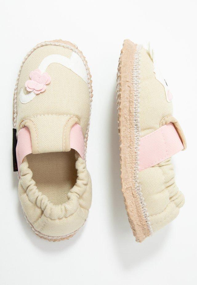 ASSLING - Slippers - natur