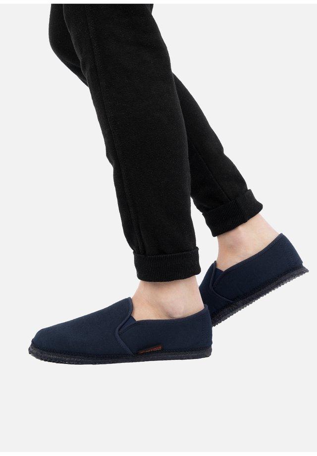 BERLIN - Pantoffels - dunkelblau
