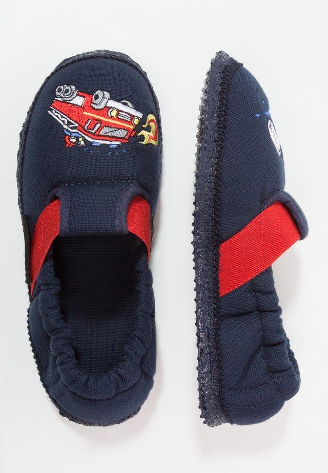 AURICH - Domácí obuv - bleu foncé