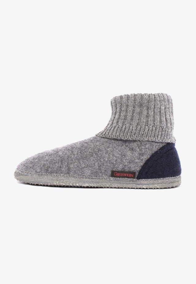 KRAMSACH - Slippers - slate