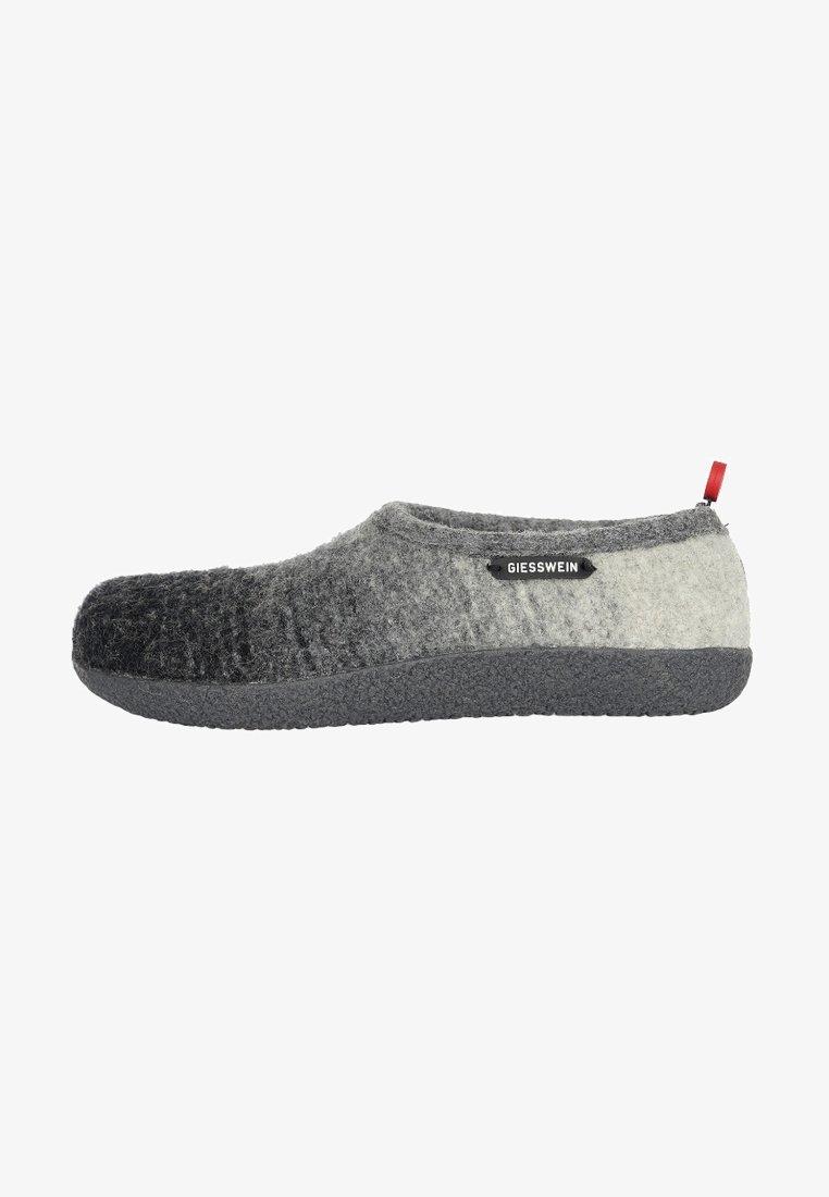 Giesswein - VAHLDORF - Pantoffels - grey