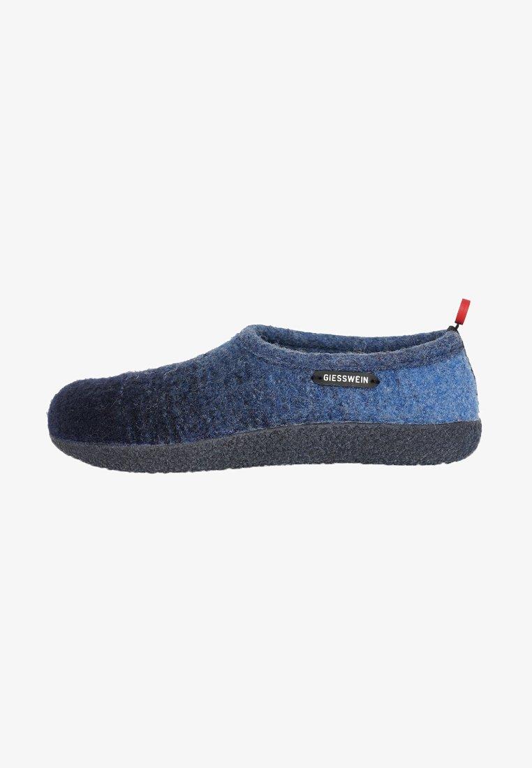 Giesswein - VAHLDORF - Slippers - blue denim