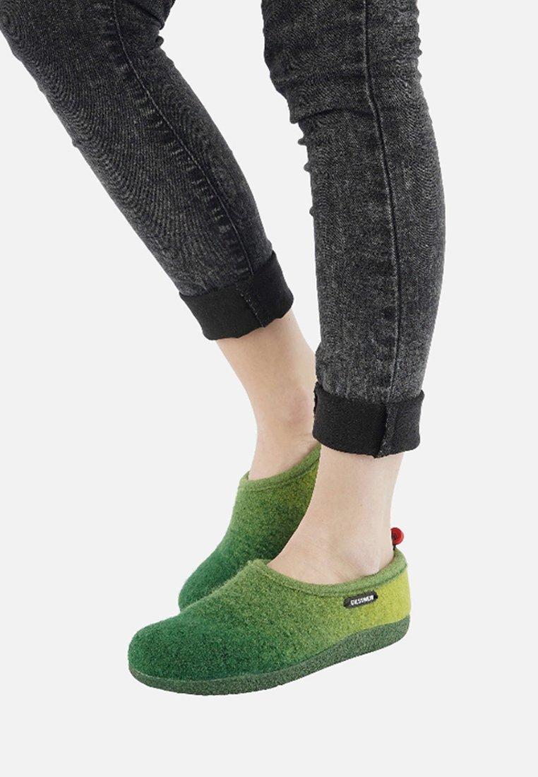 Giesswein - VAHLDORF - Slippers - avocado