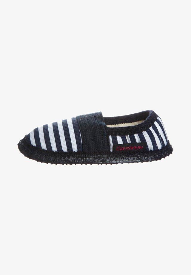 BABEN - Domácí obuv - dark blue