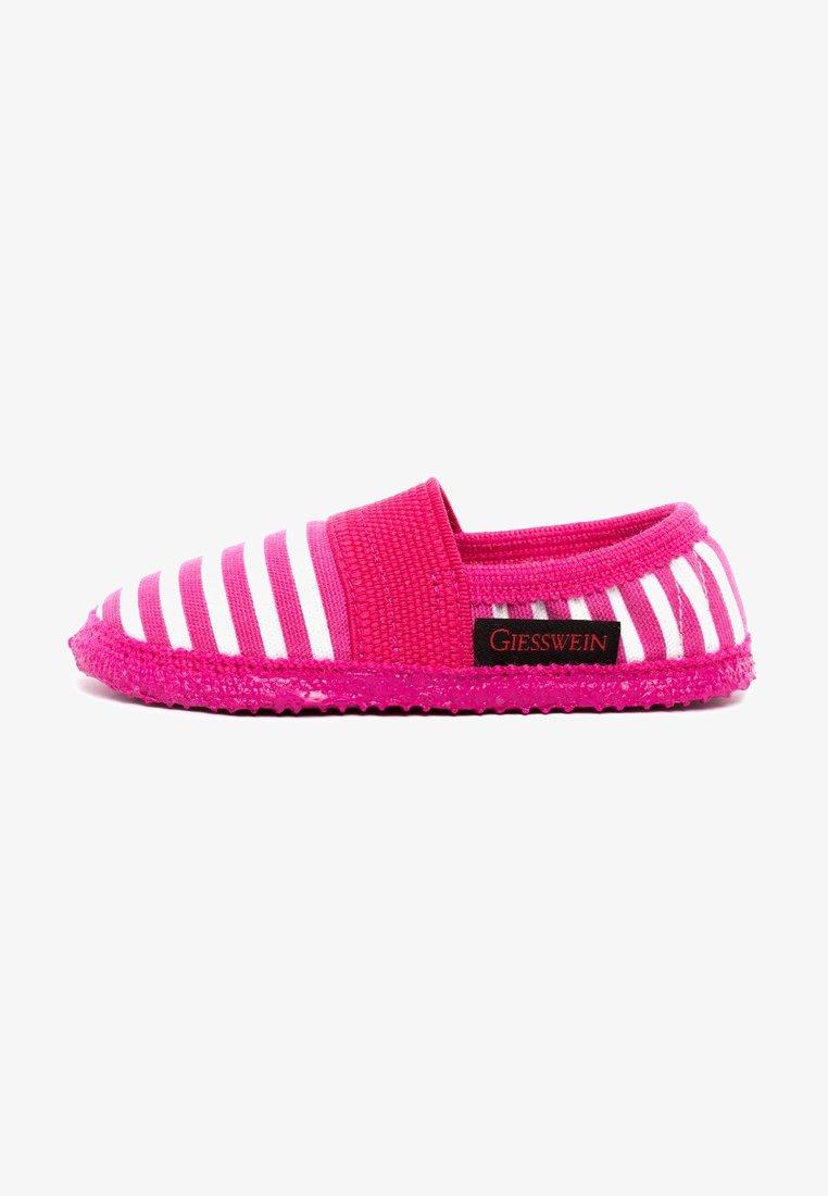 Giesswein - BABEN - Pantoffels - pink