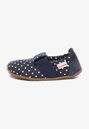 SILZ - Domácí obuv - dunkelblau