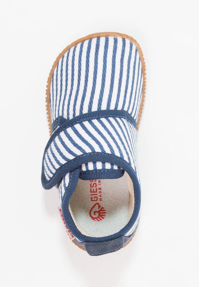 SALACH - Domácí obuv - ocean