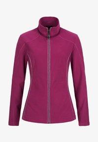 Giesswein - Fleece jacket - dark purple - 3