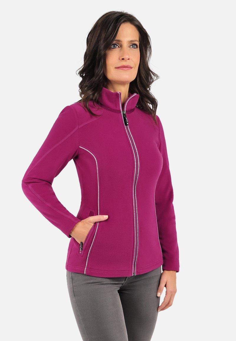 Giesswein - Fleece jacket - dark purple