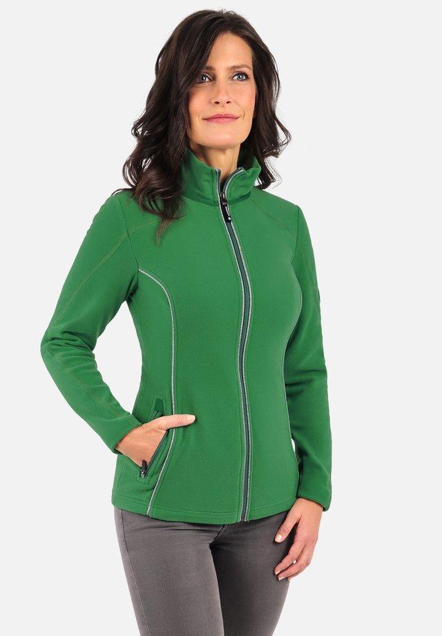 Veste polaire - green