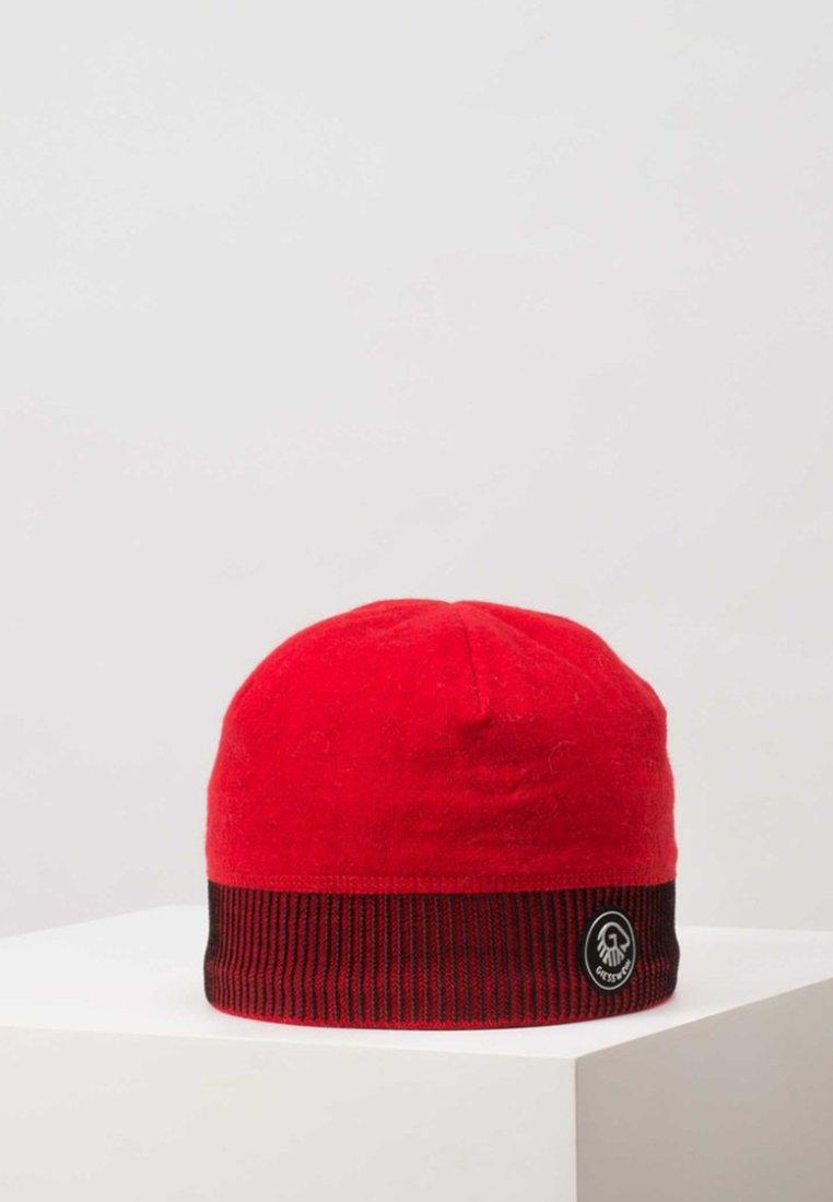 Giesswein - KUGELHORN - Bonnet - red