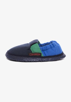 Chaussons - dunkelblau