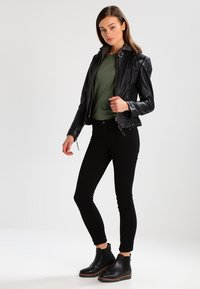 Gipsy - CACEY - Leren jas - black - 1
