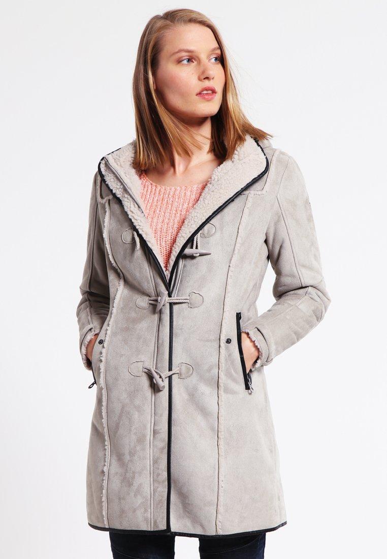 Gipsy - LIEKE - Halflange jas - taupe