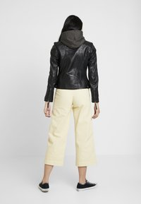 Gipsy - TIFFY - Leren jas - black - 2