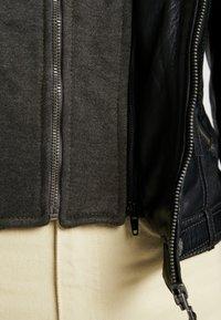 Gipsy - TIFFY - Leren jas - black - 5