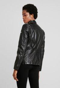 Gipsy - LOREY - Leather jacket - black - 2