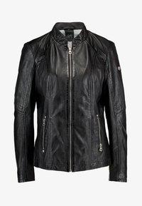 Gipsy - LOREY - Leather jacket - black - 3