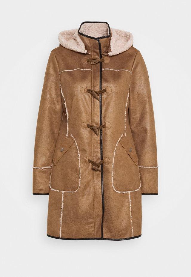 LIEKE - Manteau classique - light brown