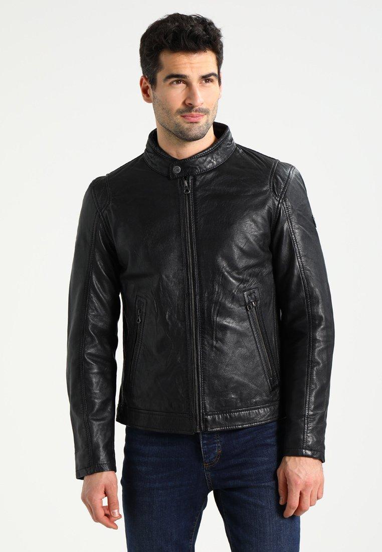 Gipsy - COBEN LAKEV - Leather jacket - black